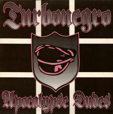 TURBONEGRO - APOCALYPSE DUDES Reissue, RED vinyl (LP)