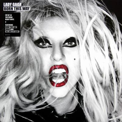 BORN THIS WAY   Deluxe 180g Vinyl