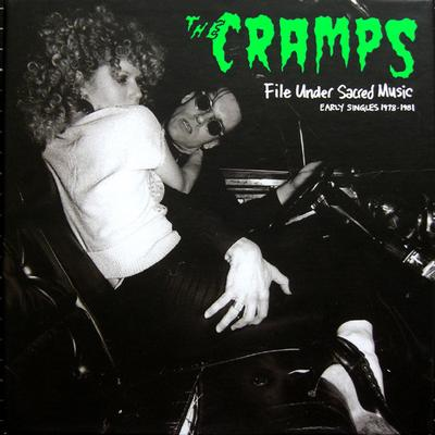"CRAMPS, THE - FILE UNDER SACRED MUSIC 78-81 10x7"" singles (7"")"