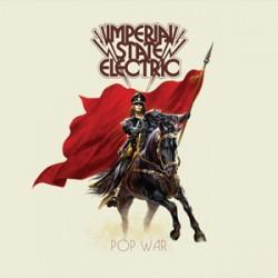 IMPERIAL STATE ELECTRIC - POP WAR , Black vinyl (LP)