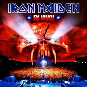 IRON MAIDEN - EN VIVO 180g triple vinyl (3LP)