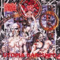 NAPALM DEATH - UTOPIA BANISHED FDR mastered (LP)