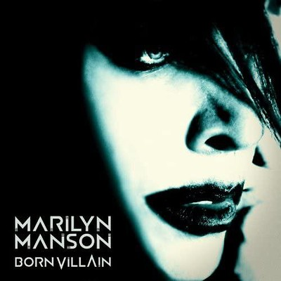 MARILYN MANSON - BORN VILLAIN 2012 Album (LP)