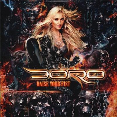 DORO - RAISE YOUR FIST 2x Picture Disc (2LP)