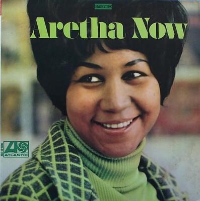 FRANKLIN, ARETHA - NOW U.S. pressing (LP)