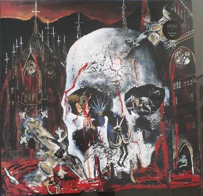 SLAYER - SOUTH OF HEAVEN Reissue (LP)