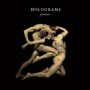 HOLOGRAMS - FOREVER Swedish ed. Promopack with poster and patch. 100 availiable. (LP)