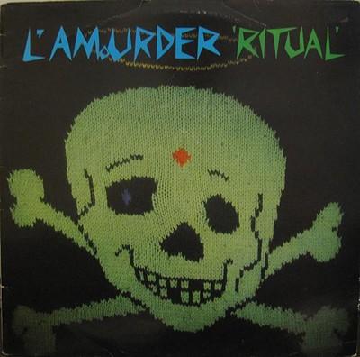 L'AMOURDER - RITUAL (LP)