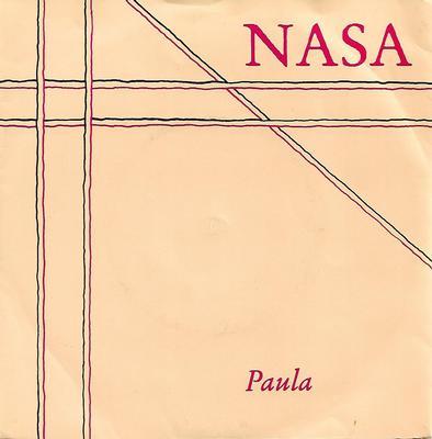 """NASA - PAULA / BALLADE POUR PAULA (7"""")"""