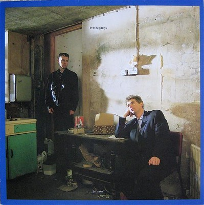 "PET SHOP BOYS - IT''S A SIN Dutch 12"" maxi (12"")"