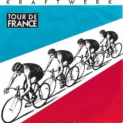"""KRAFTWERK - TOUR DE FRANCE Dutch ps (7"""")"""