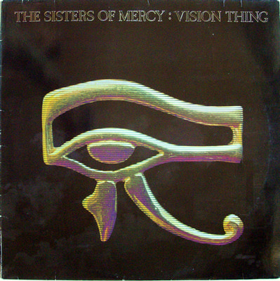 SISTERS OF MERCY, THE - VISION THING German original (LP)