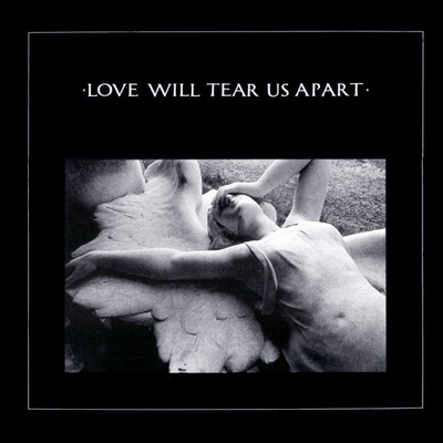 "JOY DIVISION - LOVE WILL TEAR US APART UK, 1984 Pressing (12"")"