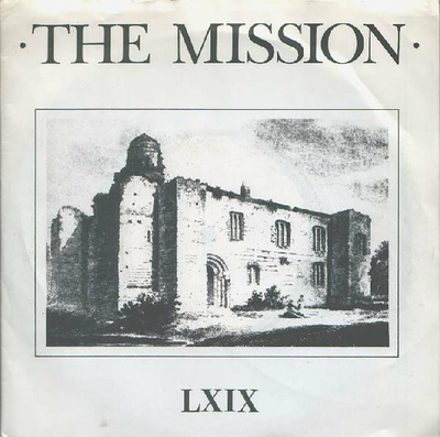 "MISSION, THE - LXIX EP Rare 1998 (7"")"