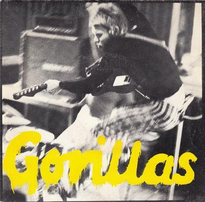 "GORILLAS - SHE'S MY GAL / Why Wait 'Til Tomorrow (7"")"
