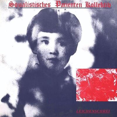 SPK - LEICHENSCHREI German 1986 edition, rare! (LP)