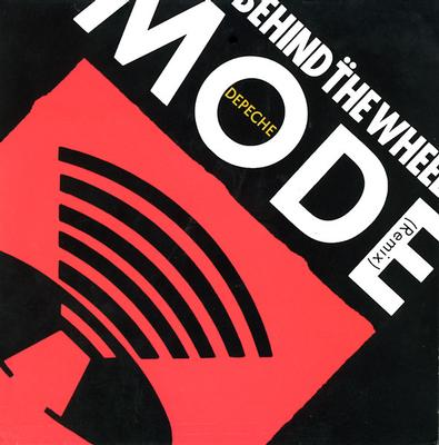 "DEPECHE MODE - BEHIND THE WHEEL Scandinavian (7"")"