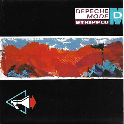 "DEPECHE MODE - STRIPPED Scandinavian (7"")"
