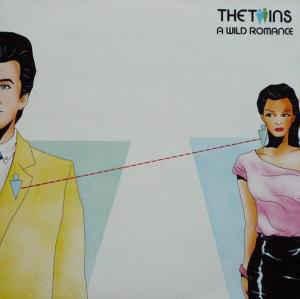 TWINS, THE - A WILD ROMANCE Scandinavian edition (LP)