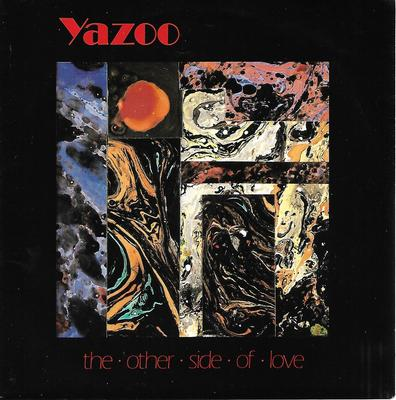 "YAZOO - THE OTHER SIDE OF LOVE / ODE TO BOY Swedish ps (7"")"