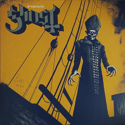 """GHOST - IF YOU HAVE GHOST Swedish Original Pressing - UNPLAYED COPY (12"""")"""