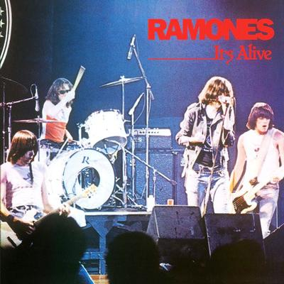 RAMONES - IT'S ALIVE 40th anniversary 180g Deluxe reissue (2LP)