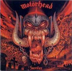 MOTÖRHEAD - SACRIFICE (LP)