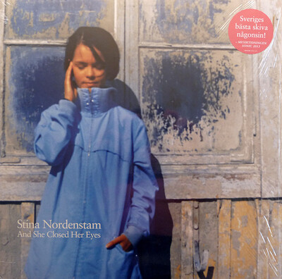 NORDENSTAM, STINA - AND SHE CLOSES HER EYES 180g, (LP)