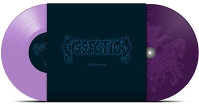 DISSECTION - THE SOMBERLAIN Purple vinyl, 300x , Double LP (D-side is etched) (LP)