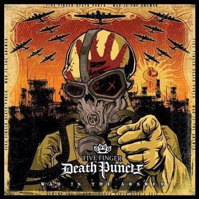 FIVE FINGER DEATH PUNCH - WAR IS THE ANSWER (LP)