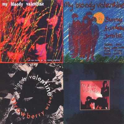 MY BLOODY VALENTINE - KISS THE ECLIPSE: THE E.P's 1986-1988 (LP)