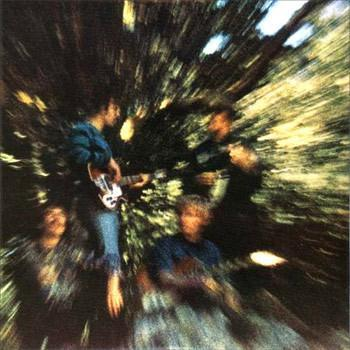 CREEDENCE CLEARWATER REVIVAL - BAYOU COUNTRY U.S. pressing (LP)