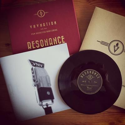 RESONANCE  Limited vinyl box 6x10""