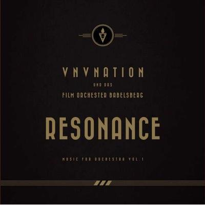 RESONANCE  2nd edition in digipac.