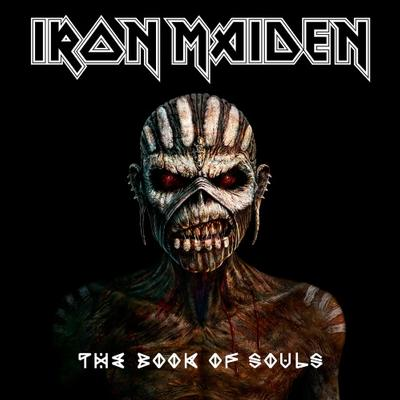 IRON MAIDEN - THE BOOK OF SOULS 2017 reissue (3LP)