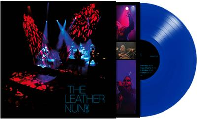 LIVE   Blue vinyl, 500 copies