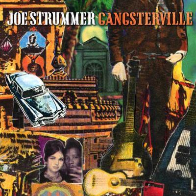 """STRUMMER, JOE - GANGSTERVILLE 2016 RSD Exclusive (12"""")"""
