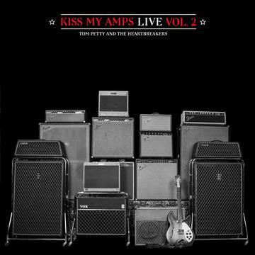 KISS MY AMPS LIVE VOL. 2   2016 RSD