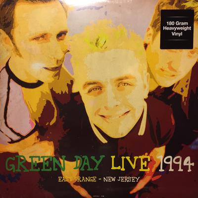 LIVE 1994 EAST ORANGE- New Jersey  180g