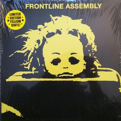 STATE OF MIND  Reissue in yellow vinyl