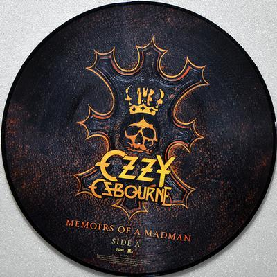 MEMOIRS OF A MADMAN   Picture Disc,     Gatefold sleeve