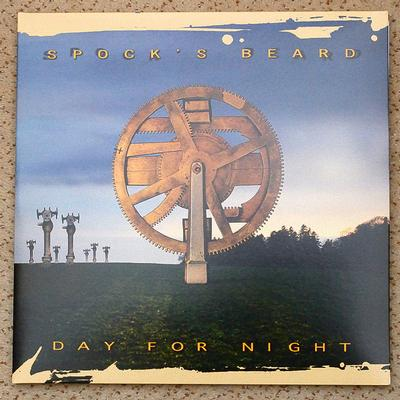DAY FOR NIGHT  Gatefold sleeve 180 grams + CD