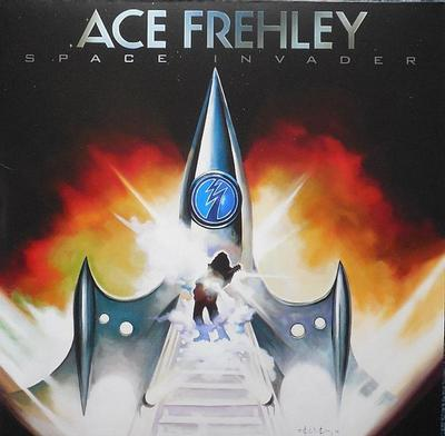 SPACE INVADER   2LP+CD  Coloured vinyl