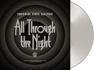 ALL THROUGH THE NIGHT  Transparent vinyl, 1000 copies
