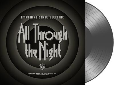 ALL THROUGH THE NIGHT  Grey vinyl, 1000 copies