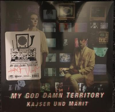 KAJSER UND MARIT   Lim. Ed. 100 copies, signed & numbered
