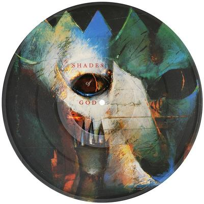 SHADES OF GOD  Picture Disc!