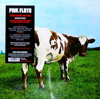 ATOM HEART MOTHER remastered 180g reissue