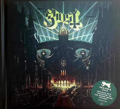 GHOST - MELIORA REDUX Limited Edition, Digibook , Rare (2CD)
