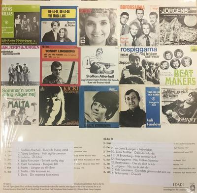 VOLUME 5   -  BEATLES PÅ SVENSKA  Lim.Ed. 500 copies vinyl only